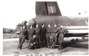Pan crash crew
