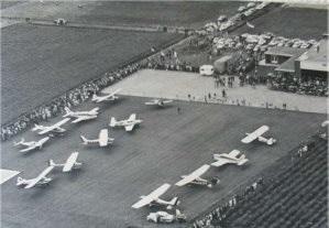 Vliegveld Budel