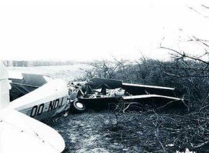 foto uit het rapport luchtvaart