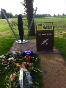 Toom Crash Monument 28 mei
