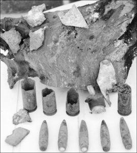 11. gevonden restanten Schoordijk zw